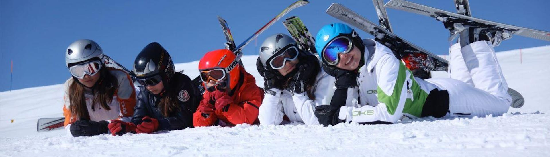Adult Ski Lessons for All Levels with PassionSki - St. Moritz - Hero image