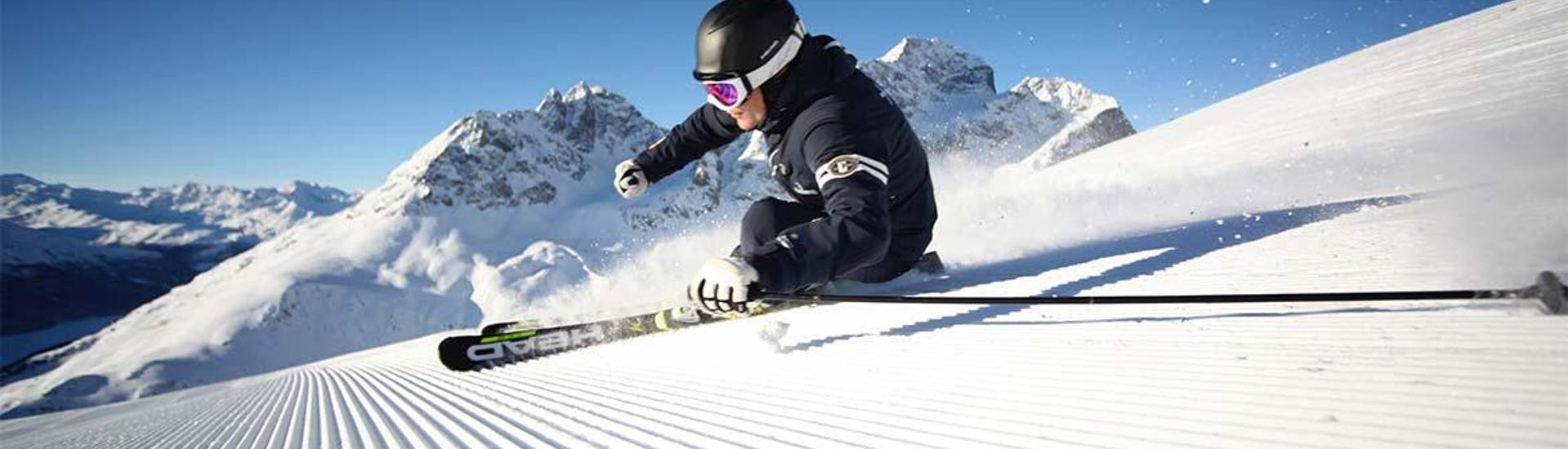 "Private Ski Lessons for Adults of All Levels ""Full Day"""