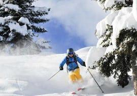 Freeride (Ski) Privé pour Adultes - Tous Niveaux