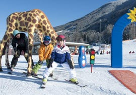 "Ski Instructor Private ""Exclusive"" for Kids - Advanced"