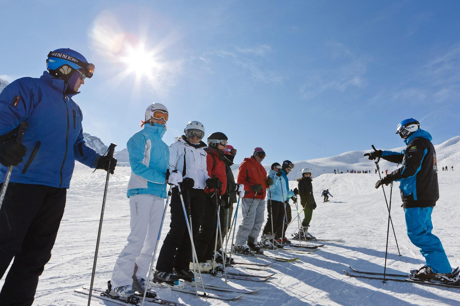 Cours de ski Adultes - Haute saison - Arc 1950