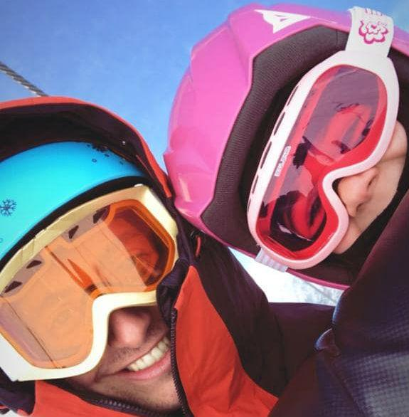 Lezioni di sci per bambini (4-7 anni) princ.ass - Carnevale
