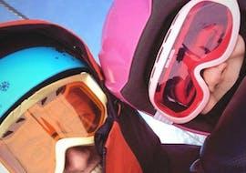 Ski Lessons for Kids (4-7 y.) - Carnival - First Timer