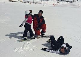 Cours de snowboard pour Tous niveaux
