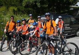 Mountain Bike Training in Crans Montana