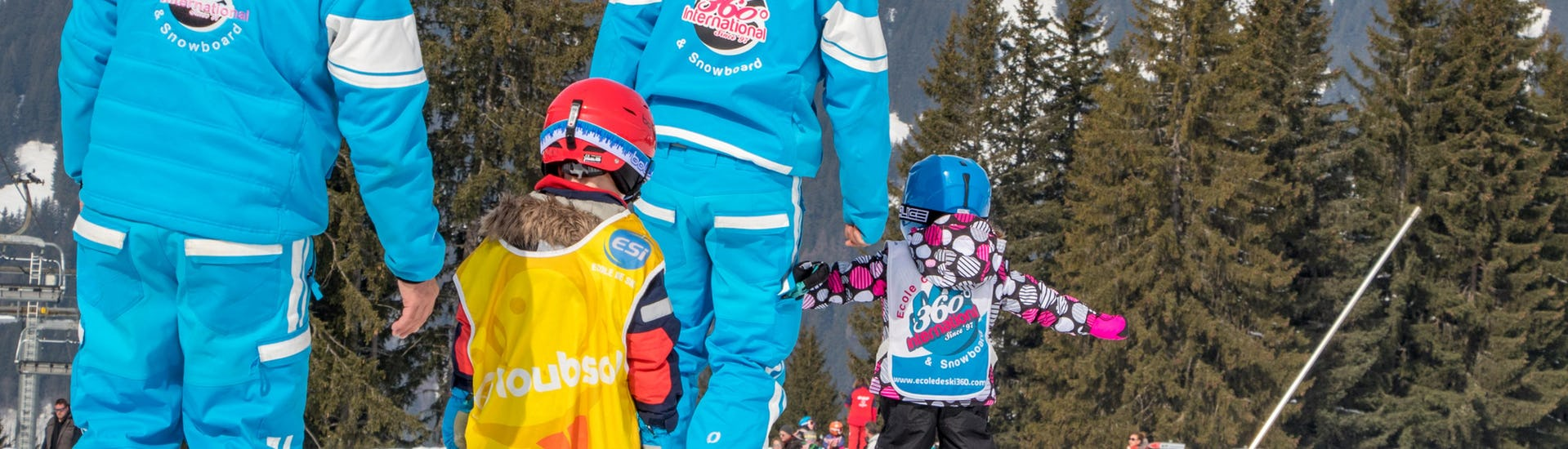 Kids Ski Lessons (4-8 years) - High Season - Afternoon