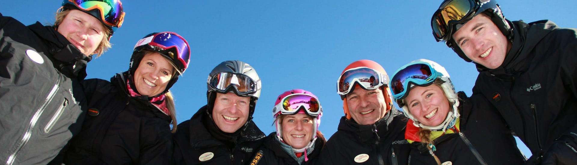 Cours particulier de ski Adultes pour Tous niveaux - Matin avec Private Snowsports Team Gstaad - Hero image
