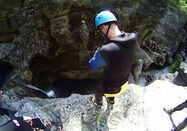 "Canyoning ""Teil-Alpin"" - Almbachklamm"