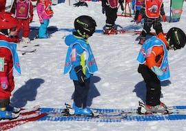 Skilessen voor kinderen vanaf 3 jaar - beginners met ESF Les Orres