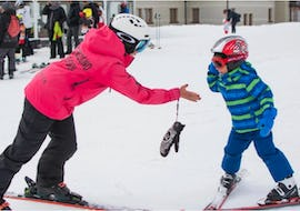 Ski Lessons Kids (4-15 y.) - February - All levels