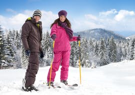 Ski Lessons for Adults - Carnival - All Levels