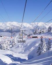 Ski schools in Port Ainé (c) Grup FGC