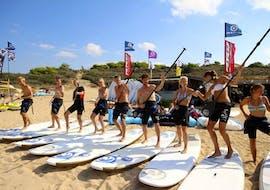 Location de stand up paddle à Porto Pollo (dès 10 ans) pour Débutants avec Pro Center - Porto Pollo