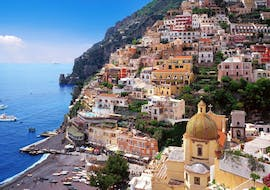 Boat Tour from Sorrento to Positano and Amalfi