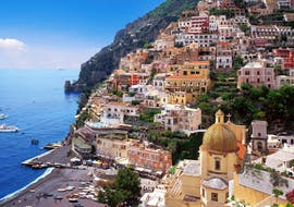 Boat Trip from Sorrento to Positano and Amalfi
