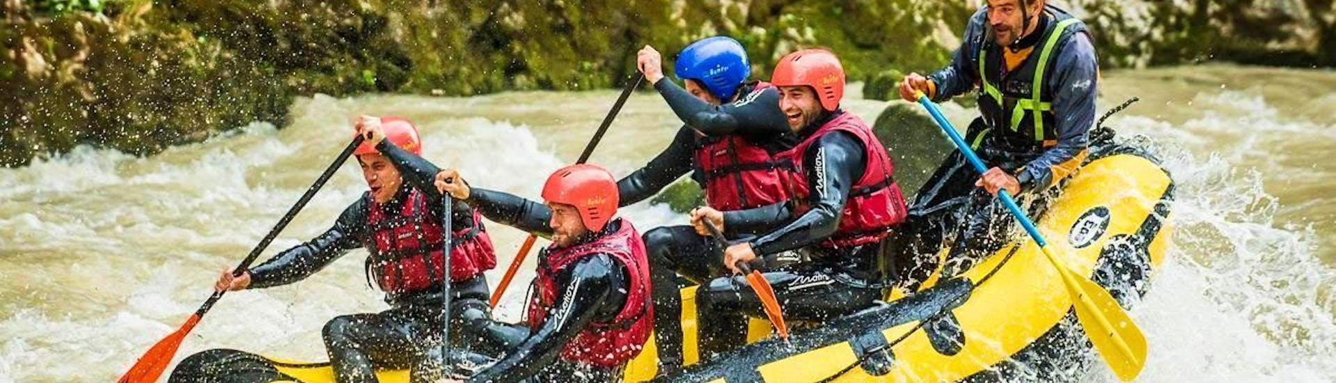 Power Rafting on the Saalach River - Classic 3