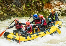 Power Rafting on the Saalach River - Classic 3 Tour