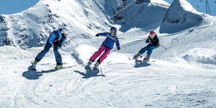"""Skilessen """"Teens course"""" (12-17 jaar)"""