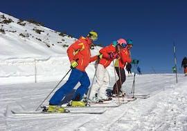 Privé skilessen voor volwassenen voor alle niveaus met Premiere Ski School