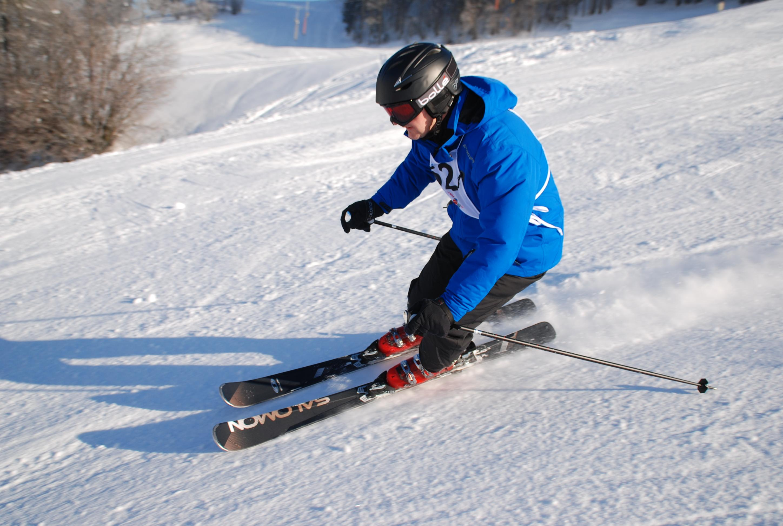 Privélessen skiën voor volwassenen - Beginners