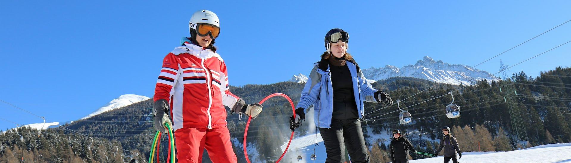 Ski Privatlehrer für Erwachsene in Serfaus-Fiss-Ladis