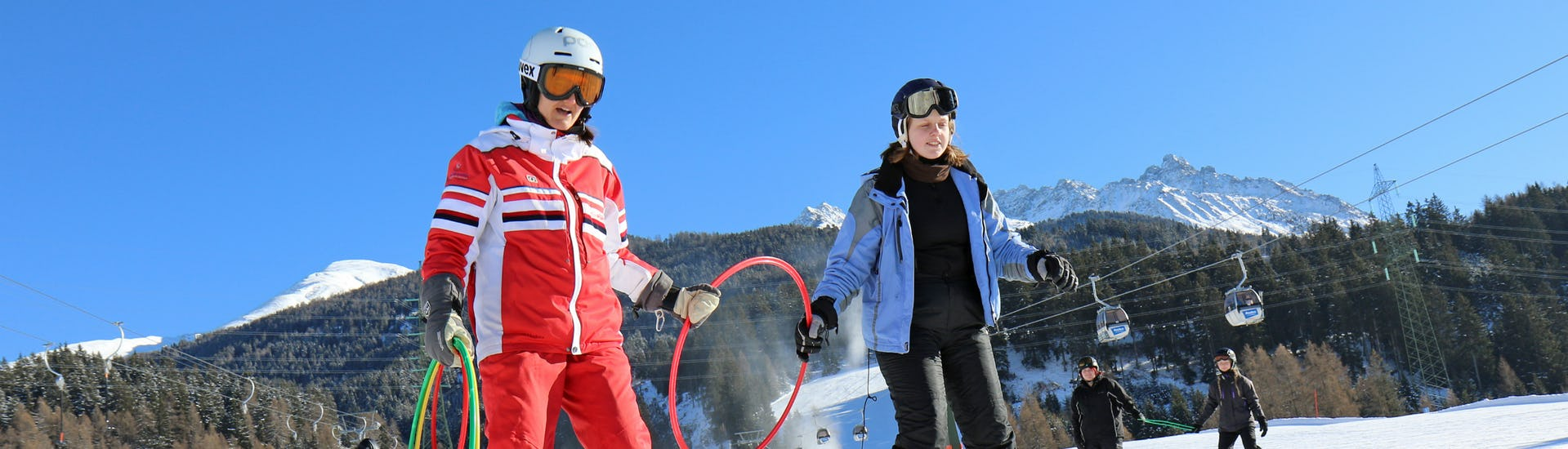 Ski Instructor Private for Adults in Samnaun/Ischgl