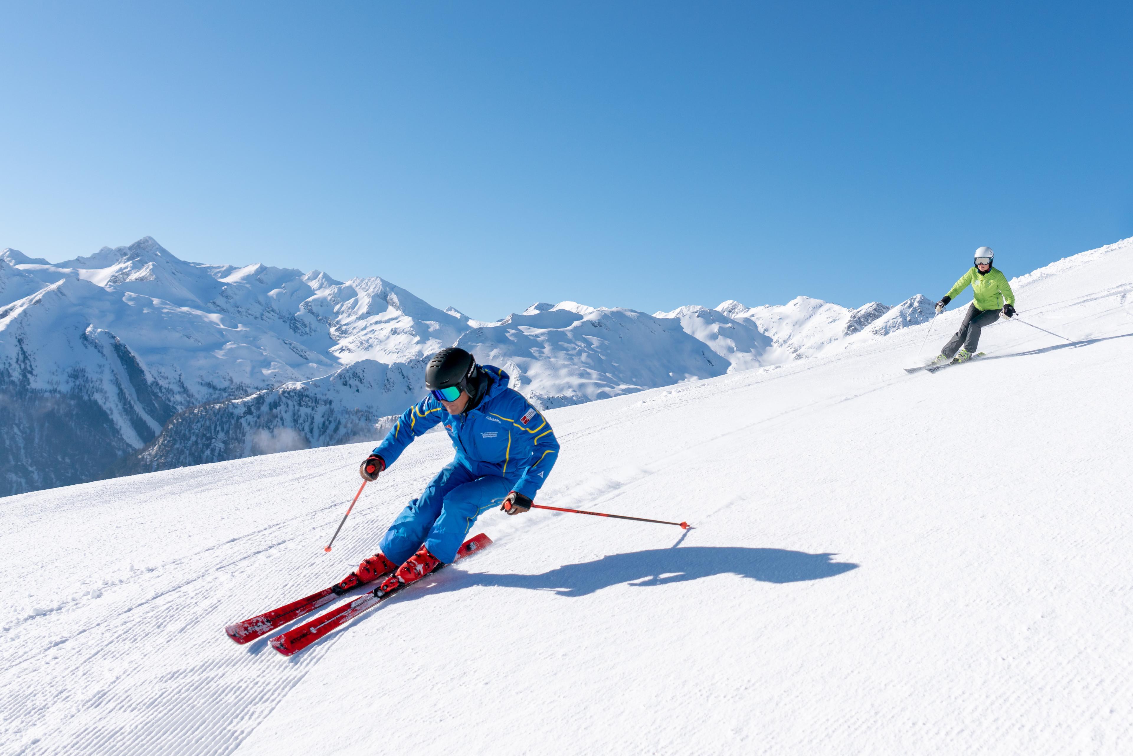 Cours particulier de ski Adultes dès 18 ans pour Tous niveaux