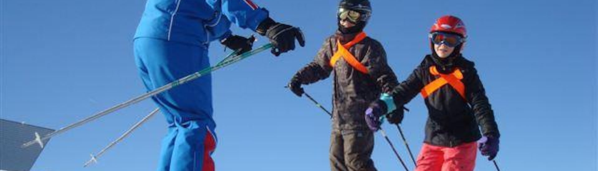 """""""Valles"""" Ski Lessons for Kids (3-14 Years) - Advanced"""