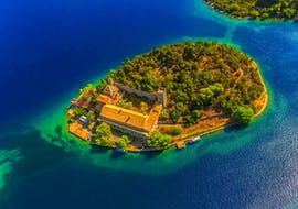 The greenest island is a perfect spot for snorkeling and exploring during the Private Boat (5pax) to Mljet Island with Snorkeling organised by Explore Dubrovnik by Boat.