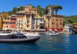 Balade privée en bateau Levanto - Portofino avec Costa di Faraggiana Levanto