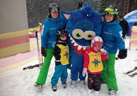 Clases de esquí privadas para niños para todos los niveles con Ski School Klínovec