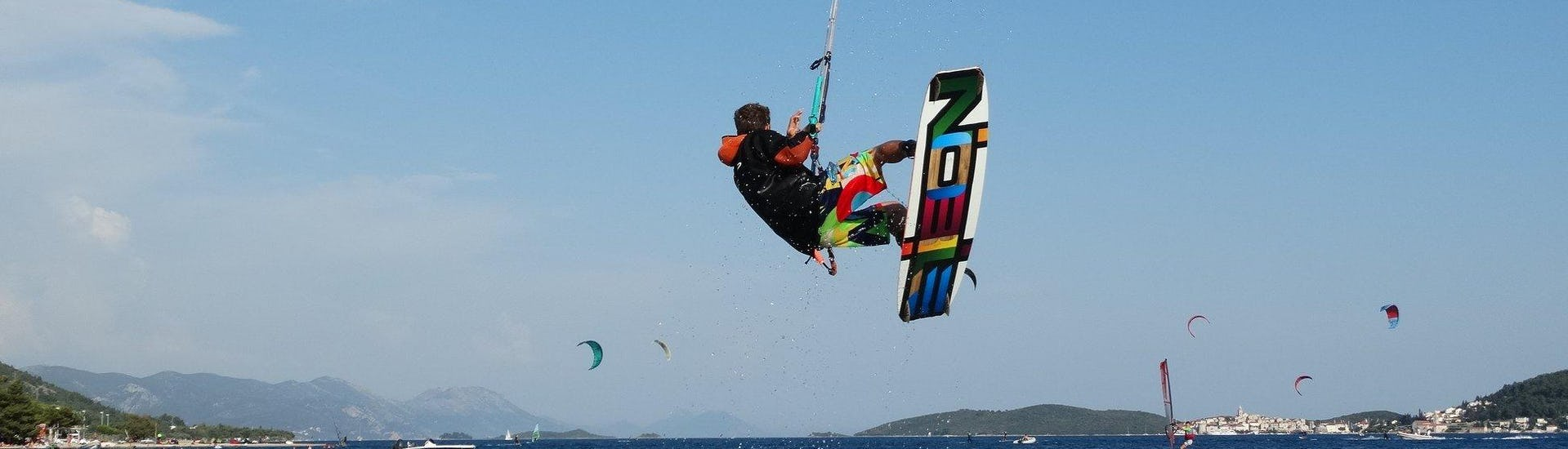 Private Kitesurfing Lessons - All Levels