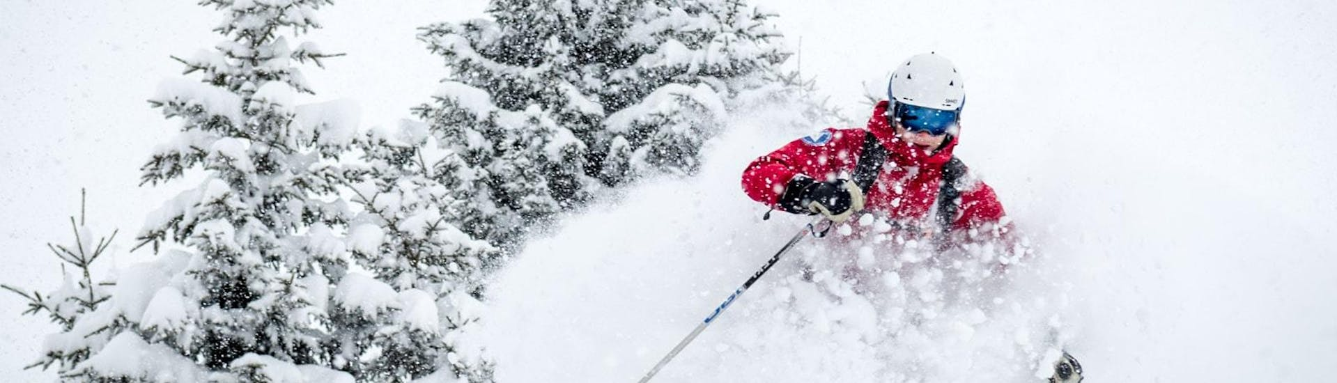 Private Off-Piste Skiing & Snowboarding Lessons
