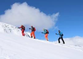Private Off-Piste Ski Touring - All Levels
