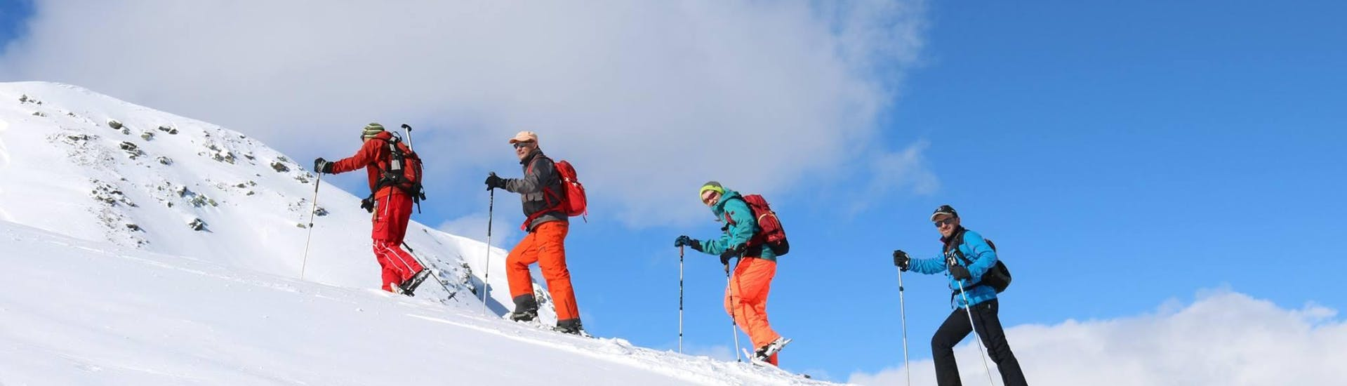Curso de esquí de travesía para todos los niveles
