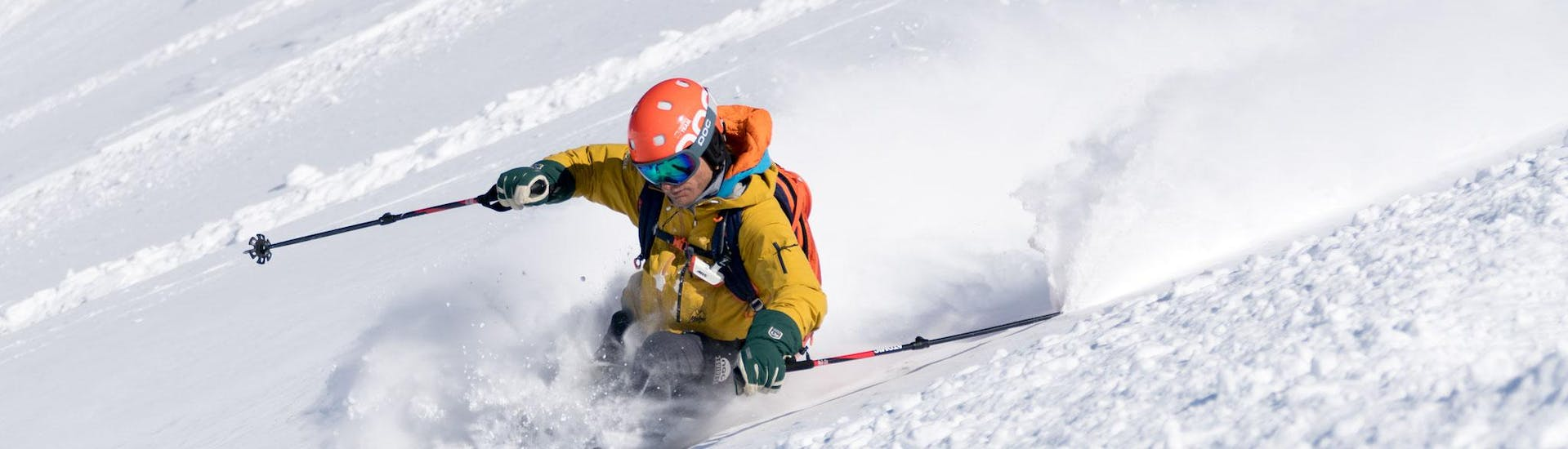 Private Off-Piste Skiing Tours for All Levels