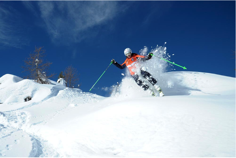 Privé skilessen voor volwassenen voor alle niveaus