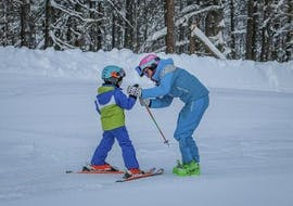 Private Ski Lessons for Kids - Holidays with Scuola di Sci Vialattea Sauze d'Oulx