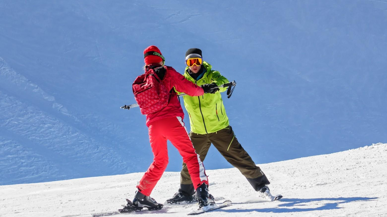 Cours particulier de ski Adultes dès 17 ans pour Tous niveaux