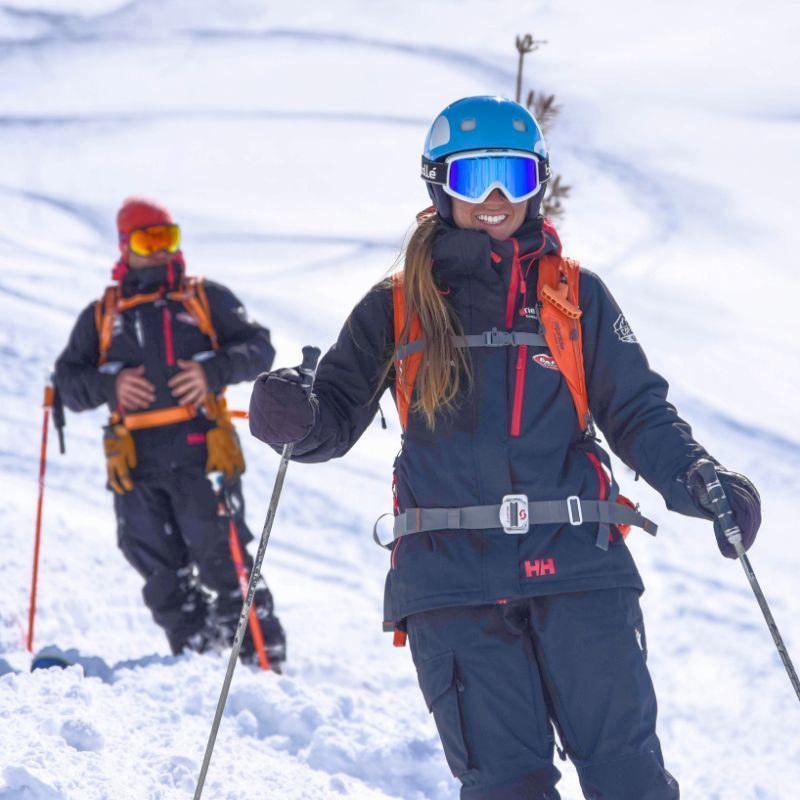 Clases Particulares de Esquí para Adultos en Temporada Alta