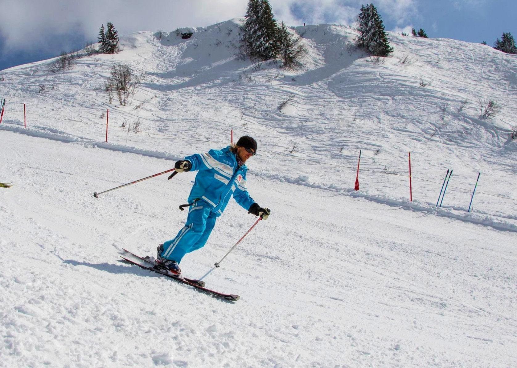 Cours particulier de ski Adultes - Février