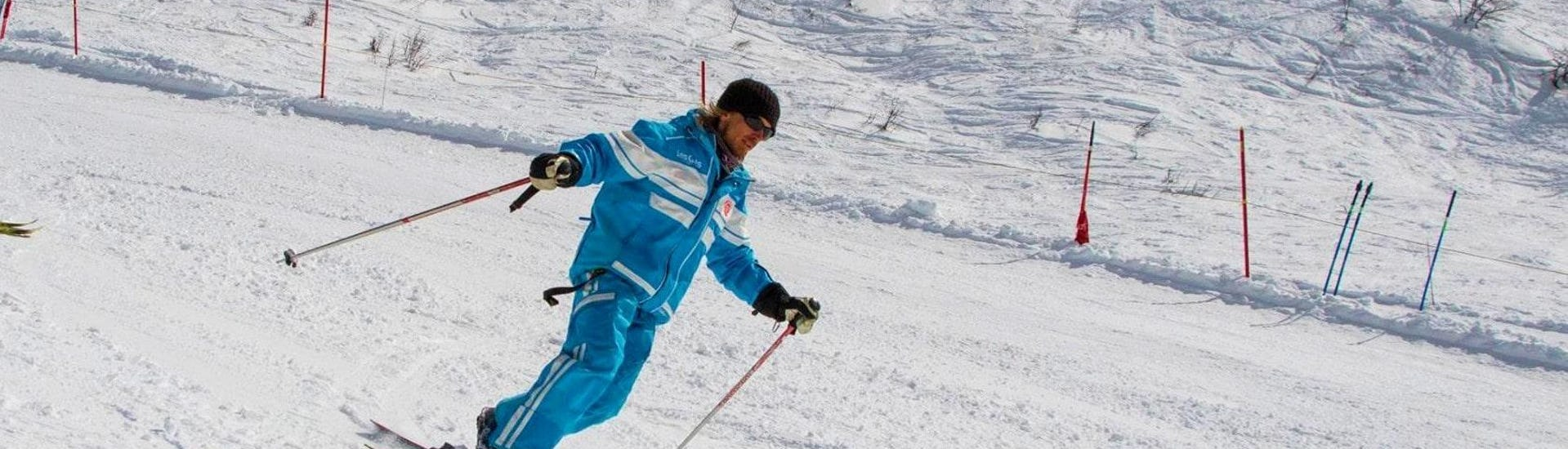 Private Ski Lessons for Adults - February 16 to 22