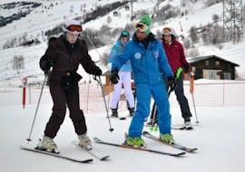 Cours particulier de ski Adultes - Basse saison avec European Ski School Les Deux Alpes