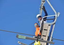 Privé skilessen voor volwassenen voor alle niveaus met Scuola Sci Le Rocche - Campo Felice