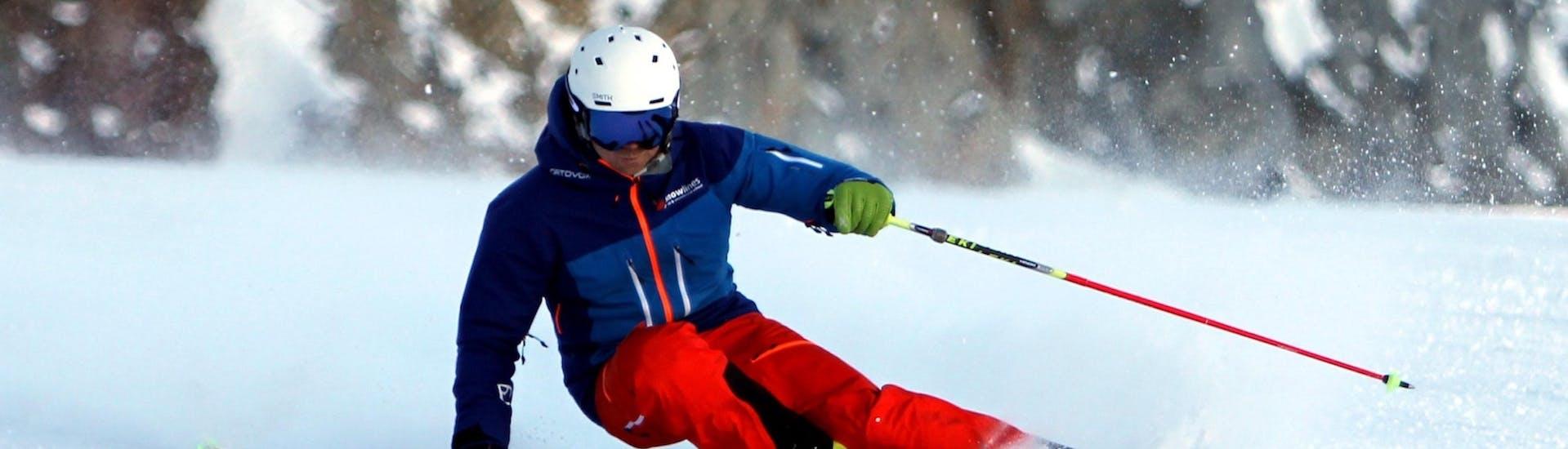 Privater Skikurs für Erwachsene aller Levels