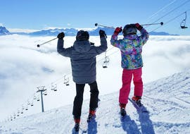 Privé skilessen voor volwassenen voor alle niveaus met Leysin Ski