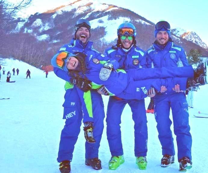 Privé skilessen voor volwassenen vanaf 15 jaar - licht gevorderd