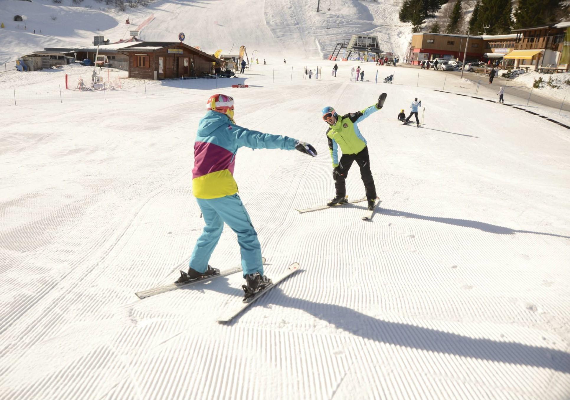 Cours particulier de ski Adultes dès 15 ans pour Tous niveaux