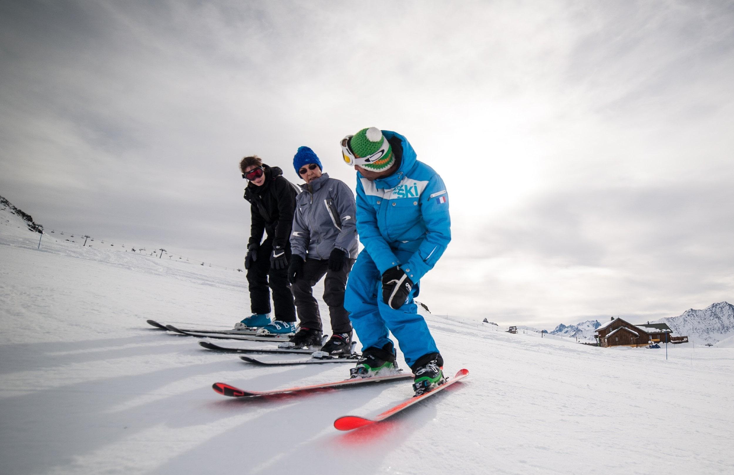 Cours particulier de ski Adultes - Crest-Voland