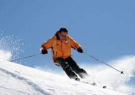 Private Ski Lessons for Adults - February 17-28 - All Levels
